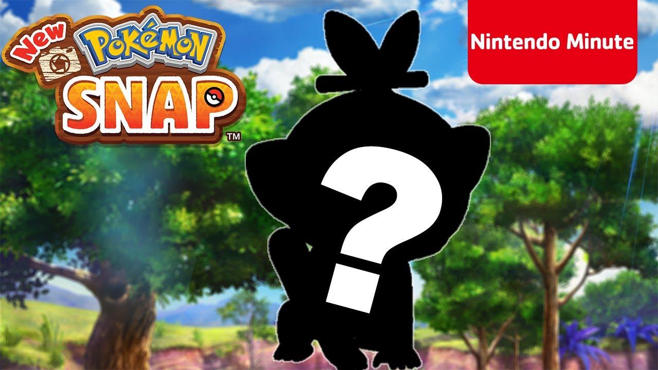 New Pokémon Snap - Nintendo Minute