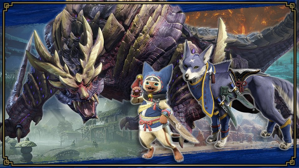 Monster Hunter Rise Spirits