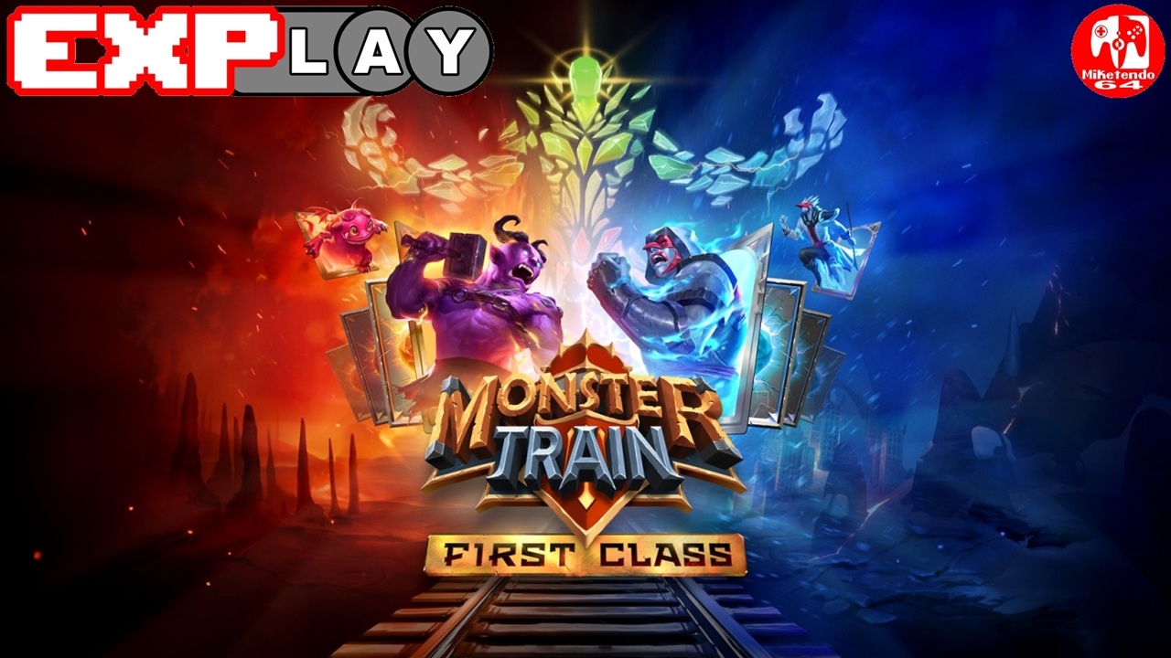 Monster Train First Class EXPlay